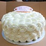 rose cake (2)